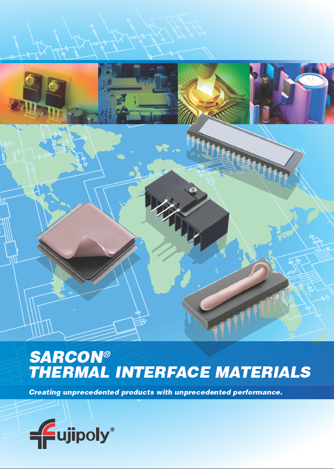 SARCON® Thermal Interface Materials product catalog